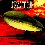 led zeppelin southampton 73
