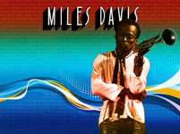 miles davis background