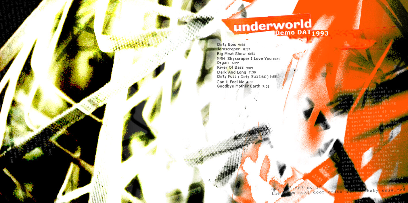 underworld demo dat 1993